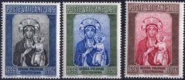 Vaticano 0234/236 ** MNH. 1956 - Vaticano (Ciudad Del)