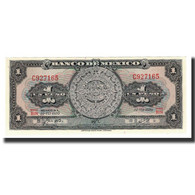 Mexique, 1 Peso, KM:59i, 1970-07-22, NEUF - Mexico