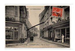 CPA 61 - ALENCON - Rue De Lancrel - Alencon