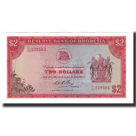Rhodésie, 2 Dollars, KM:31j, 1975-03-04, NEUF - Rhodésie