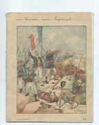 INDOCHINE Cahier Complet Bac-Ninh Tonkin Millot De Négrier T Ecrit 1895 + Bel Intérieur 2 Scans TB Colonies Françaises - Protège-cahiers