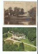Habay-La-Neuve - Lot 2 CP - Château Pont D'Oye - Circulé  + Château De La Trapperie Circulé 1974 - Habay