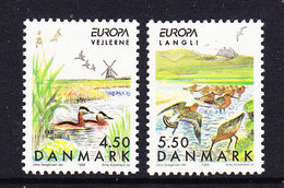 Europa Cept 1999 Denmark 2v ** Mnh (36842Z) - 1999