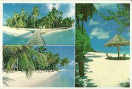 Maldives, Heaven On Earth, Views, Vues, Scorci Panoramici - Maldive