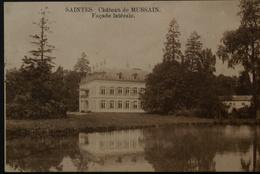 Tubize - Saintes /  Chateau Mussain - Tubize