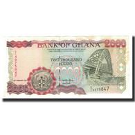 Ghana, 2000 Cedis, KM:30c, 1996-02-23, SPL - Ghana