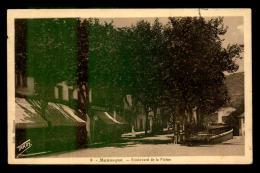 04 - MANOSQUE - BOULEVARD DE LA PLAINE - Manosque