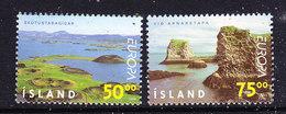 Europa Cept 1999 Iceland 2v ** Mnh (36843S) Promotion - 1999