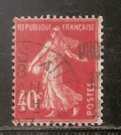 FRANCE     N°   194  OBLITERE - Gebruikt