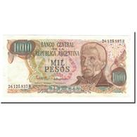 Argentine, 1000 Pesos, Undated (1976-83), KM:304c, NEUF - Argentine
