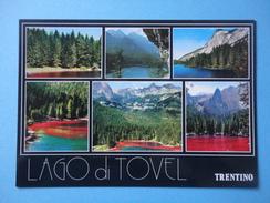 Dolomiti Di Brenta - Trento - Lago Rosso Di Tovel - Vedutine - Trento