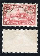 Allemagne, Colonie Allemande, Samoa, N°51 Oblitéré, Qualité Très Beau - Colony: Samoa