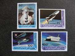Comores:  TB Série N° 341 Au N°344, Neufs XX. - Comores (1975-...)