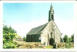 (BOURBRIAC )( 22390  COTES D ARMOR )(CHAPELLE BRETONNE  ) CHAPELLE SAINT HOUARNEAU - Autres Communes