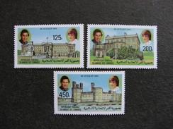 Comores:  TB Série N° 345 Au N°347, Neufs XX. - Comores (1975-...)