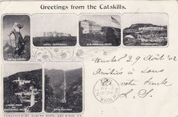Greetings From The Catskills 1902 - Catskills