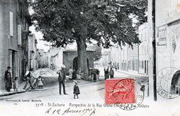 78Sm   83 Saint Zacharie Rue Grand Chemin Et Rue Voltaire - Saint-Zacharie