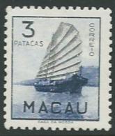 Macao  - Yvert N° 354 (*)   - Ai25515 - Macao