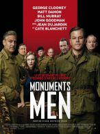 """"""" MONUMENTS MEN """" - Affiche De Cinéma Authentique - Format 120X160CM - Afiches & Pósters"""