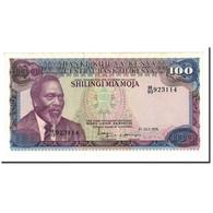 Kenya, 100 Shillings, 1978, KM:18, 1978-07-01, NEUF - Kenya