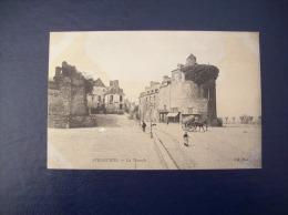 Carte Postale Ancienne D'Avranches: La Tourelle - Avranches