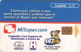 TARJETA TELEFONICA DE GUATEMALA. (238) - Guatemala
