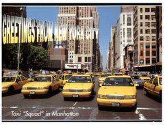 (700) USA - New York City Yellow Taxi - Taxi & Carrozzelle