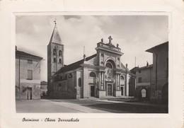 8699-OCCIMIANO(ALESSANDRIA)-CHIESA PARROCCHIALE-1954-FG - Alessandria