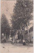 Nièvre : Prémery : L Avenue De La  Gare - Autres Communes