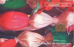 TARJETA TELEFONICA DE GUATEMALA. (241) - Guatemala