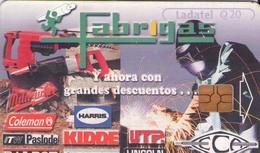 TARJETA TELEFONICA DE GUATEMALA. (244) - Guatemala