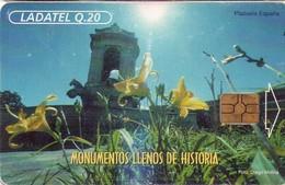TARJETA TELEFONICA DE GUATEMALA. (301) - Guatemala