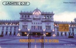 TARJETA TELEFONICA DE GUATEMALA. (302) - Guatemala