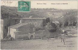 84    Avignon Chateau  De Buoux - Avignon