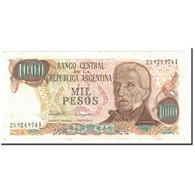Argentine, 1000 Pesos, Undated (1976-83), KM:304d, SPL+ - Argentine