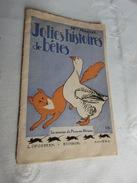Le Voyage De Pirou En Afrique - Mme Maquet (Jolies Histoires De Bêtes) - L. Opdebeek Anvers 1933 - Books, Magazines, Comics
