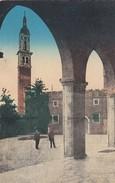 11000-THIENE(VICENZA)-INTERNO CASTELLO COLLEONI-1923-ANIMATA-FP - Vicenza