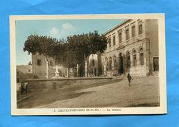 CHATEAURENARD-place De La Mairie-monument Aux Morts--animé-a Voyagé -édition Tardy - Chateaurenard