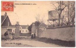 (28) 767, Marchezais, Manneheut, Château De Marchezais - France