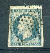 Superbe N° 10 - 1852 Luis-Napoléon