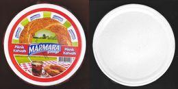 AC -  MARMARA FARM PIKNIK BREAKFAST TRIANGULAR - TRIANGLE CHEESE 8 PIECES EMPTY BOX - Cheese