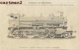 AUSTRIA LOCOMOTIVE LOKOMOTIVE AUTRICHE TRAIN ZUG BAHNHOF TRENO LOCOMOTORA BAHN DEUSCTHLAND - Eisenbahnen