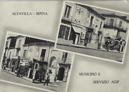 ALTAVILLA IRPINA (AVELLINO) - F/G B/N  LUCIDA  (230917) - Salerno
