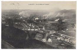 LONGWY  Les Aciéries De Longwy - Longwy
