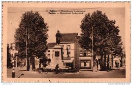 1 Postkaart   Eekloo   Standbeeld Ledeganck - Eeklo