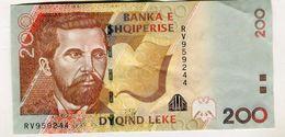 200 Shqiperise TB 10 - Albanie