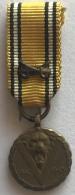 Médaille Réduction Commémorative Guerre 1940-1945. - Belgique