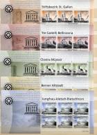 Patrimoine Mondial De L'UNESCO 2003 - Blocks & Sheetlets & Panes