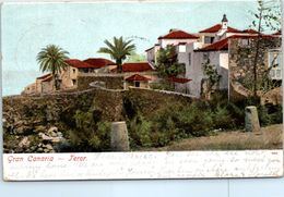 ESPAGNE -- Gran Canaria -- Teror - Espagne
