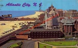 Park Place Boardwalk - Atlantic City New Jersey - USA - Atlantic City
